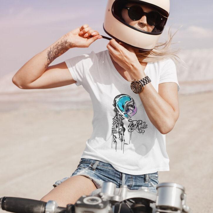 TITAN-Motorcycle-Cafe-Racer-Shop-Lifestyle-Coole-Motorrad-Illustration-T-Shirt-handgezeichnet-handdrawn-Bio-Fair-Wear-Shirts-Shenfu