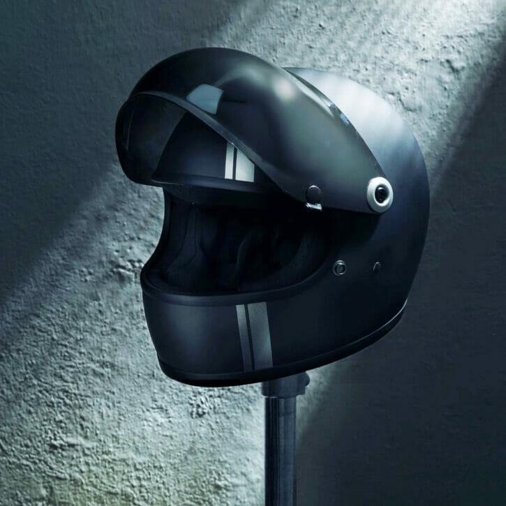 BILTWELL Gringo S ECE & DOT Helm Cafe Racer Retro Integralhelm Onlineshop Österreich Bubble Custom TITAN Edition