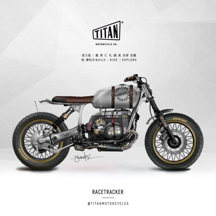Siebenrock Kit Motorrad SHENFU Art of Custom Bike TITAN Motorrad Umbau Cafe Racer Graz Mein Motorrad Umbau Preis Siebenhofer